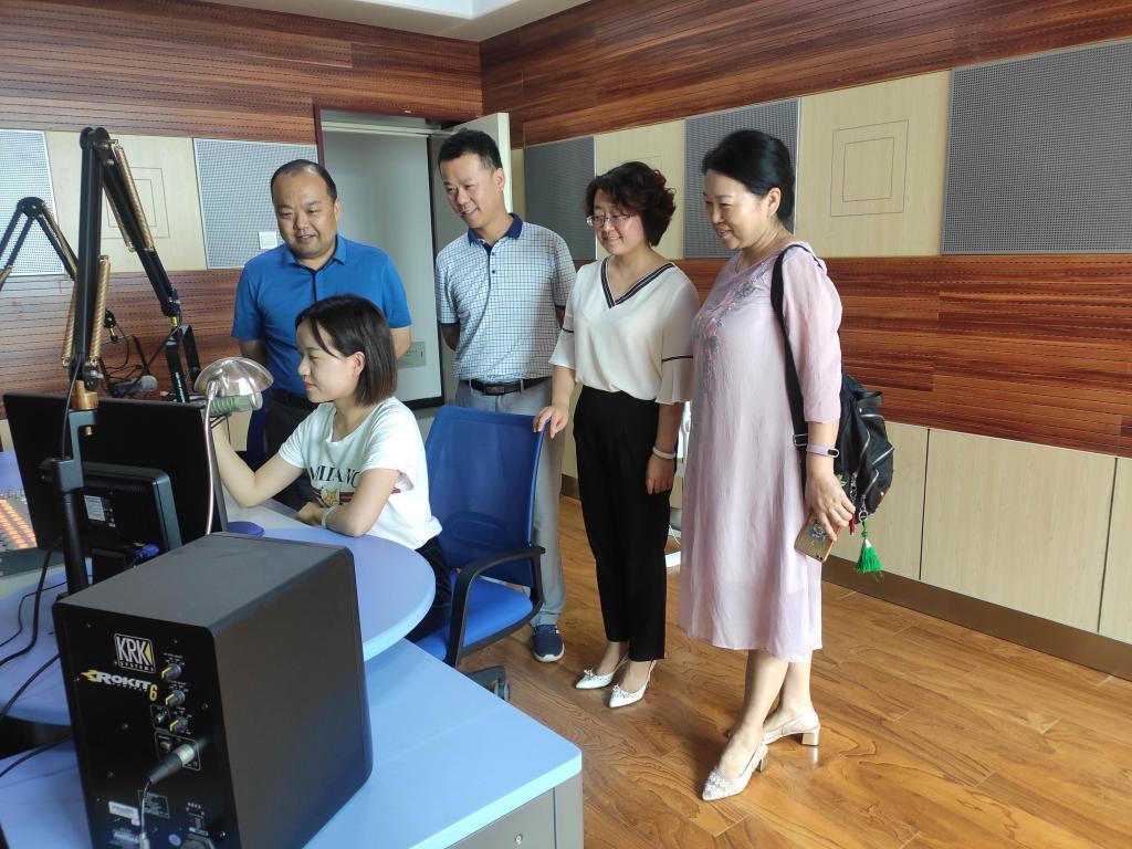 教务处(教学质量监控与评估中心)检查暑期学生实习工作